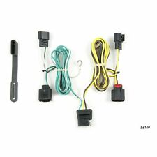 Curt Trailer Hitch Custom Wiring Harness Connector 56109 for 10-17 Dodge Journey