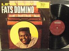 FATS DOMINO LET'S PLAY~ORIG 1959 JAPAN LP~IMPERIAL IMP5021~BOOGIE WOOGIE~STRONG!