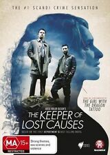 The Keeper Of Lost Causes (DVD, 2014)