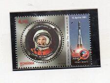 Rumania Espacio Misiones Espaciales valor del año 2011 (CU-599)