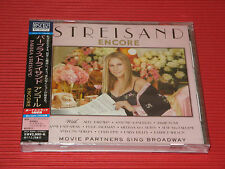 BARBRA STREISAND Encore with 4 Bonus Tracks  JAPAN BLU-SPEC CD