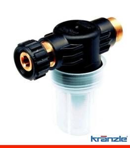 """Kränzle Wassereingangsfilter Wasserfilter mit Überwurfmutter 3/4"""" 133003 M22x1,5"""