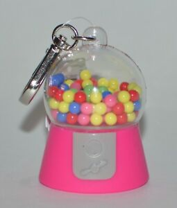 NEW BATH & BODY WORKS GUMBALL MACHINE POCKET  BAC HOLDER SANITIZER CASE SLEEVE