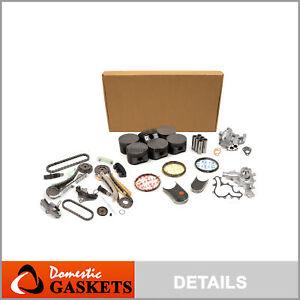 Engine Rebuild Kit For 97-01 Ford Mountaineer Explorer 4.0L SOHC V6