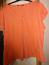 #B27 - Coral Top From Collection @ Debenhams - Size 22