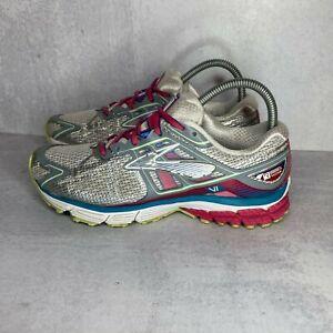 Brooks Ravenna 6 Women's Gray 1201821D157 Running shoes size 7.5W Gray Pink