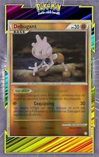 Debugant Reverse - HS1:HeartGold SoulSilver-33/123-Carte Pokemon Neuve Française
