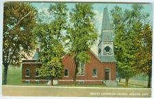 Abilene KS Trinity Lutheran Church 1924