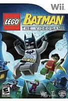 LEGO Batman: The Videogame Nintendo Wii/wii U Kids Game