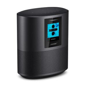 Bose Home Speaker 500 with Built-In Amazon Alexa (Black)