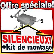 Silencieux Arriere SUZUKI GRAND VITARA II 2.0 140CH 4X4 2005-2008 DFU