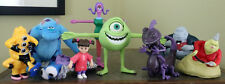 Pixar Walt Disney MONSTERS, INC. McDonald's Happy Meal Toy RARE FOREIGN SET 2001