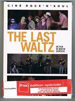 THE LAST WALTZ - MARTIN SCORSESE - THE BAND - FILM + LIVRE -  NEUF NEW NEU