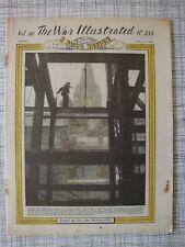 The War Illustrated # 255 (Caen, Atlantic Wall, Rome, HMS Belfast, Suffolk Rgt.)