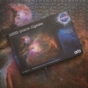 NASA Galaxy 1000 Piece Jigsaw Puzzle