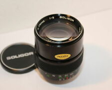 Soligor 135mm Focal Camera Lenses
