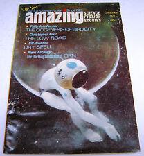Amazing Stories - US Digest - September 1970 - Farmer, Anvil, Anthony