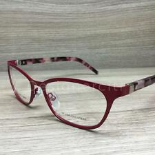 Marc Jacobs 77 Eyeglasses Red Pink Havana UC6 Authentic 52mm