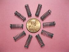 10 Pcs Small Compression Springs  5/8 in. (15 mm) Long x 3/16 in. (5 mm) OD