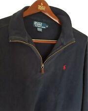Mens POLO by RALPH LAUREN 1/4 Zip Jumper/Sweater size XL/2XL. RRP £149