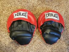Everlast Youth / Adult Karate & Martial Arts Punching Mits Euc