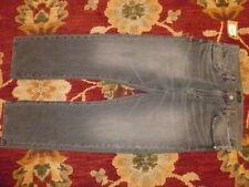Polo Ralph Lauren Varick Slim Straight Stretch Jeans 33 x 30 Gray New 148$ tags