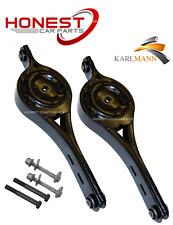 For FORD GALAXY MK3 06> REAR LOWER SUS TRAILING WISHBONE CONTROL ARMS X2 + BOLTS