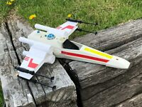 Vintage 1978 Kenner X-Wing 3D Printed Wing Set Parts