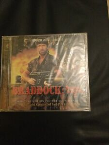 BRADDOCK,missing In Action 3,intrada Film Soundtrack,Limited Edition Of 1000