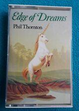 PHIL THORNTON - Edge of dreams (1986) RARE NEW AGE CASSETTE