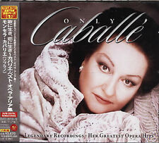 V.A. - Only Caballe - Japan 2 CD - NEW Only Caballé