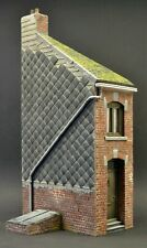 DioDump DD173 Belgian village house - 1:35 scale - resin diorama building