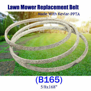 """Belt Replaces With Kevlar BAD BOY 041-1650-00 1106892 041165000 50""""Time Cutter Z"""