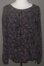 ° COMPTOIR DES COTONNIERS °- Haut, blouse modèle PLAGE 100% soie Taille 38