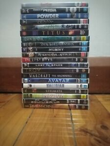 Supernatural/Fantasy DVDS - Good condition - Used - $5 each *FREE POSTAGE*