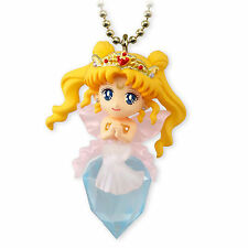 Sailor Moon Twinkle Dolly Volume 4 Queen Serenity And Phantom Crystal Charm