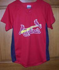 St. Louis Cardinals Baseball Holliday  #7 Jersey Youth Medium