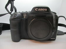 Canon EOS 10D 6.3MP Digital SLR Camera - Battery - Tested and Working!!
