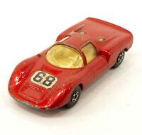 Matchbox Series No 68 Porsche 910 Lesney 1970 Toy Car Vintage Diecast J904