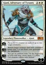 Caller of the Pride 2013 Core Set M13 planeswalker Magic MTG Comme neuf Card Ajani
