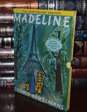 Madeline by Ludwig Bemelmans 75th Anniversary New Slipcased Pop Up Deluxe Ed