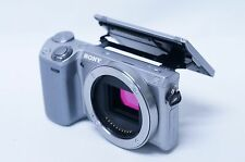 Sony Alpha NEX-5R 16.1MP Digital Camera - Silver, WiFi (Body Only) - (46044)