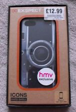 "ICONS HARD SHELL iPhone 5 ""CAMERA"" Mobile Phone Case HMV EXCLUSIVE"