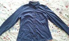 Boden blue blouse /shirt 14