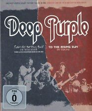 DEEP PURPLE - From the setting sun - To the rising sun (2 blu-ray discs /Sealed)