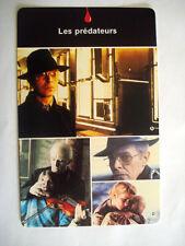 FICHE CINEMA DAVID BOWIE LES PREDATEURS THE HUNGER LES EFFETS SPECIAUX 1983