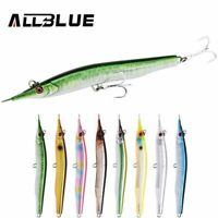 Needle Stick Fishing Lure 133mm Lures Bass Tackle Bait Minnow Sinking Crankbait