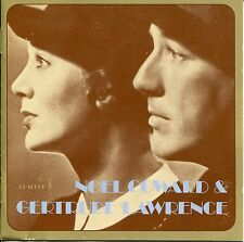 Noel Coward and Gertrude Lawrence