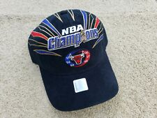 "1998 Chicago Bulls Championship NBA Champions ""Locker Room"" Hat New w/tags"