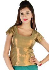 Fancy Designer  Women Fashion Dress Top Belly Dance choli Blouse Choli saree